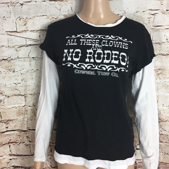 498f5ea0491169 Cowgirl Tuff Tops - COWGIRL TUFF CO